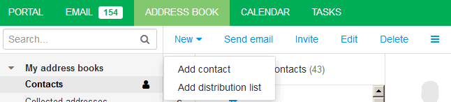 Xtra Address Book